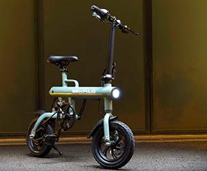 WALD 酷炫电动骑行车